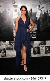"Kelen Coleman at ""The Newsroom"" Season 2 Premiere, Paramount Studios, Hollywood, CA 07-10-13"