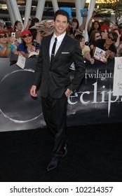 "Kellan Lutz at ""The Twilight Saga: Eclipse"" Los Angeles Premiere, L.A. Live, Los Angeles, CA. 06-24-10"