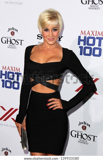 Kellie Pickler 2013 Maxim Hot 100 Stock Photo Edit Now 139933180