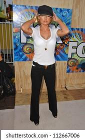 "Kelly Carlson at ""Fox All-Star Party At The Pier"". Santa Monica Pier, Santa Monica, CA. 07-23-07"