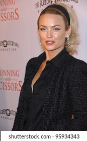 """KELLY CARLSON at the world premiere of """"Running with Scissors"""". October 10, 2006  Los Angeles, CA Picture: Paul Smith / Featureflash"""