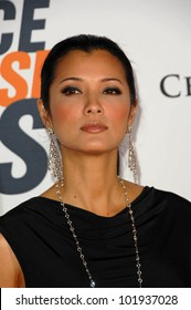 Kelly Hu at the 17th Annual Race To Erase MS, Century Plaza Hotel, Century City, CA 05-07-10