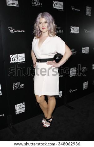 Kelly Osborne Los Angeles Gay Lesbian Stock Photo Edit Now