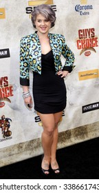 Kelly Osbourne at the 2010 Guys Choice Awards held at the Sony Pictures Studios in Culver City, California, United States on June 5, 2010.