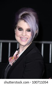 "Kelly Osbourne at ""The Hunger Games"" Los Angeles Premiere, Nokia Theater, Los Angeles, CA 03-12-12"