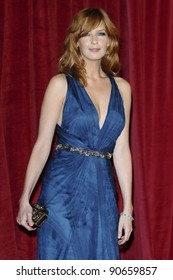 Kelly Reilly arriving for the 'Sherlock Holmes: A Game of Shadows' premiere at the Empire Leicester Square, London. 08/12/2011 Picture by: Steve Vas / Featureflash