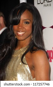 Kelly Rowland at the People Magazine Post Grammy Party. Eleven, West Hollywood, CA. 02-11-07