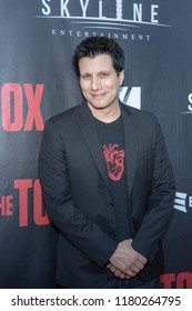 """Ken Garito attends  Skyline Entertainment's  """"The ToyBox"""" Los Angeles  Premiere at Laemmle's NoHo 7, North Hollywood, California on September 14th, 2018"""