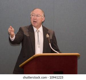 Ken Salazar, US Senator