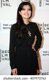 Kena Betancur arrives at the World Premiere of All We Had held at John Zuccotti Theatre the BMCC Tribeca Performing Arts Center during the 2016 Tribeca Film Festival on April15th, 2016 in NYC.