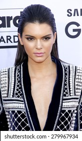 Kendall Jenner at the 2015 Billboard Music Awards held at the MGM Garden Arena in Las Vegas, USA on May 17, 2015.