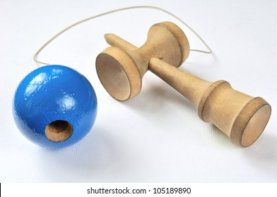 Kendama ,  traditional Japanese toy
