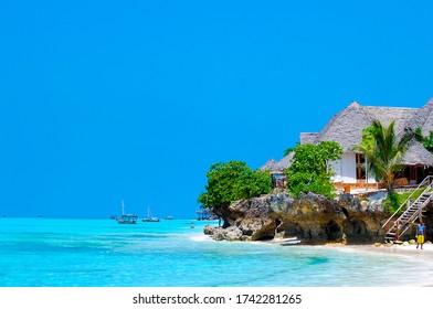 Kendwa Beach in Zanzibar - Tanzania