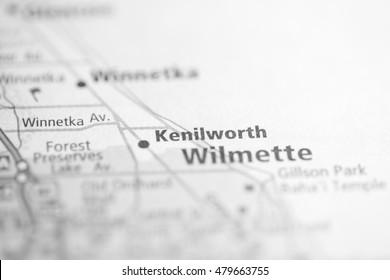 Kenilworth. Illinois. USA