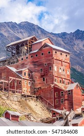 Kennecott Mine, McCarthy Alaska