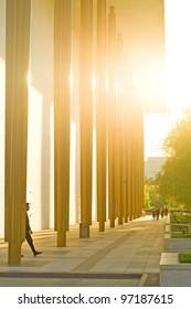 Kennedy Center Terrace