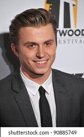 Kenny Wormald at the 15th Annual Hollywood Film Awards Gala at the Beverly Hilton Hotel. October 24, 2011  Beverly Hills, CA Picture: Paul Smith / Featureflash