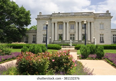 Kentucky Governor's Mansion in Frankfort