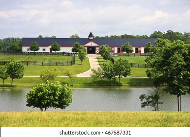 Kentucky Horse Barn