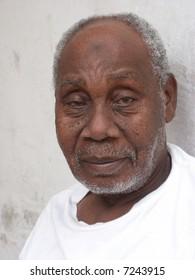 Kenyan oldman