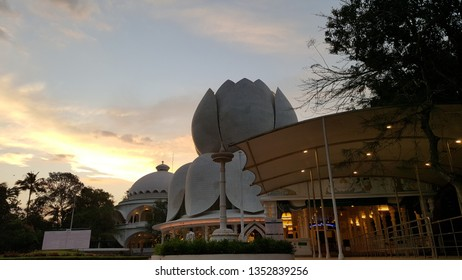 Kerala, India - January 2017: Santhigiri Ashram is located in Thiruvananthapuram District, Kerala. The ashram is recognized as a Social and Scientific Research Organization by the Government of India.