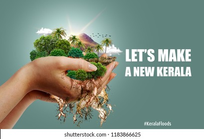 kerala recovery from flood
