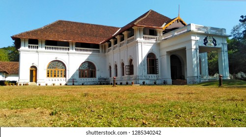 Kerala tourism-Shakthan Thampuran Palace, Thrissur, named as Vadakkekara Palace & reconstructed Kerala-Dutch style in 1795 by Ramavarma Thampuran Princely of Cochin, now it is an Archaeological museum