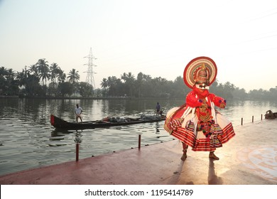 Kerala Traditional Folk Dancer 2nd Dec 2018 Cochin Kerala India