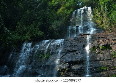 kerala traditional watter falls
