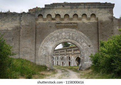 Kerch Fortress in the Crimea