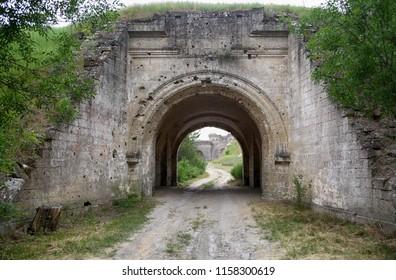 Kerch Fortress in the Crimea