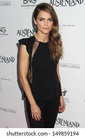"""Keri Russell at the """"Austenland"""" Los Angeles Premiere, Arclight, Hollywood, CA 08-08-13"""