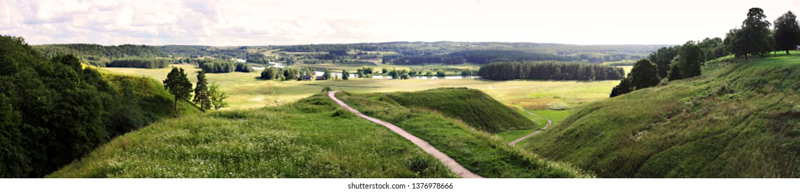 Kernave - Lithuanian historic capital, UNESCO World Heritage Site