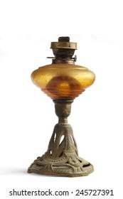 kerosene lamp art antique 2