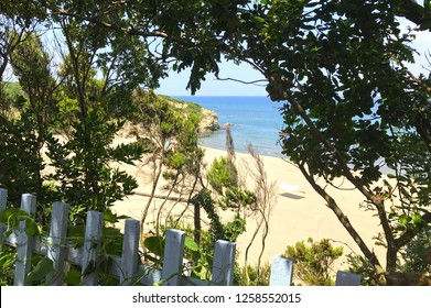 Kerpe is the district of Kocaeli. Beach landscape.