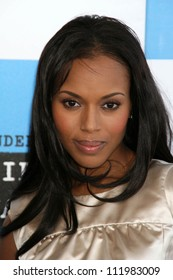 Kerry Washington at the 2007 Film Independent's Spirit Awards. Santa Monica Pier, Santa Monica, CA. 02-24-07