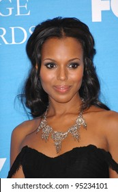Kerry Washington at the 38th NAACP Image Awards at the Shrine Auditorium, Los Angeles.  March 3, 2007  Los Angeles, CA Picture: Paul Smith / Featureflash