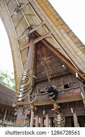 Kete Kesu Traditional Tongkonan House in Toraja South Sulawesi