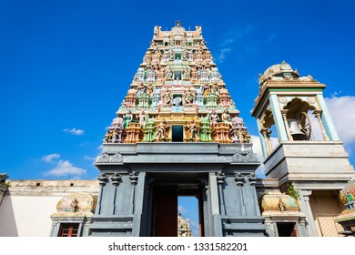 Ketheeswaram or Thirukketisvaram Temple or Thiruketheeswaram Kovil is an ancient hindu temple in Mannar, Northern Province of Sri Lanka