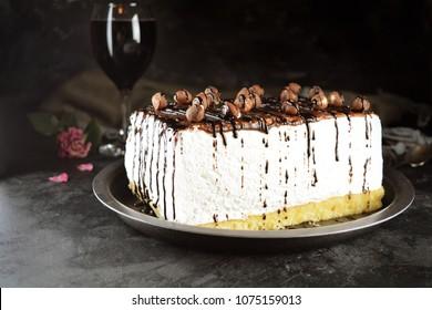 Keto Protein Cake