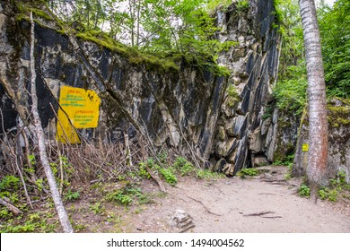 Ketrzyn, Poland July 25, 2019 Wolf's Lair was Adolf Hitler's first Eastern Front military headquarters in World War II. Wolfsschanze, Wolfschanze.