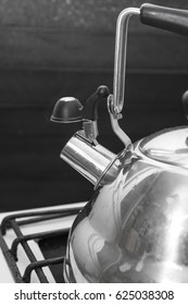 the kettle is on