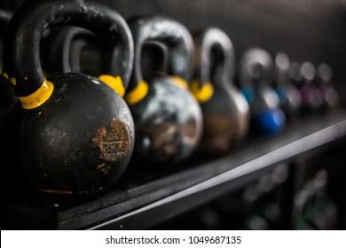 kettlebell equipment sport