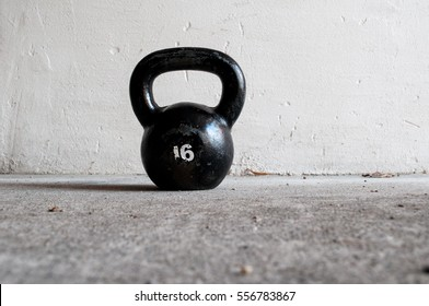 Kettlebell training crossfit