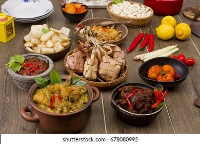 Ketupat Hai Raya, Indonesian ketupat, Indonesian food