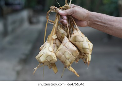Most Inspiring Allahu Akbar Eid Al-Fitr Food - ketupat-typical-food-indonesia-that-260nw-664761046  Pictures_100844 .jpg