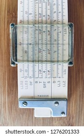 Keuffel & Esser 4081-3 log Log Duplex Decitrig slide rule. Collecting Vintage slide rules. Miami January 4, 2019