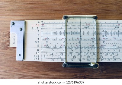 Keuffel & Esser N4083-3 Log Log Duplex Vector slide rule. Collecting Vintage slide rules. Miami January 4, 2019