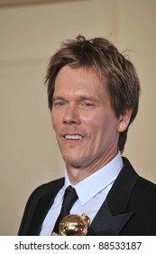 Kevin Bacon at the 67th Golden Globe Awards at the Beverly Hilton Hotel. January 17, 2010  Beverly Hills, CA Picture: Paul Smith / Featureflash