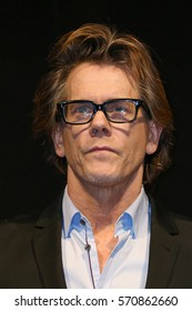 Kevin Bacon arrives at the 'Black Mass' premiere during 2015 Toronto International Film Festival held at The Elgin Theatre on September 14, 2015 in Toronto, Canada.
